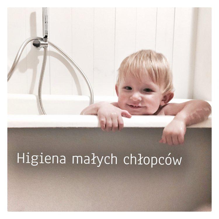 Higiena intymna chłopców