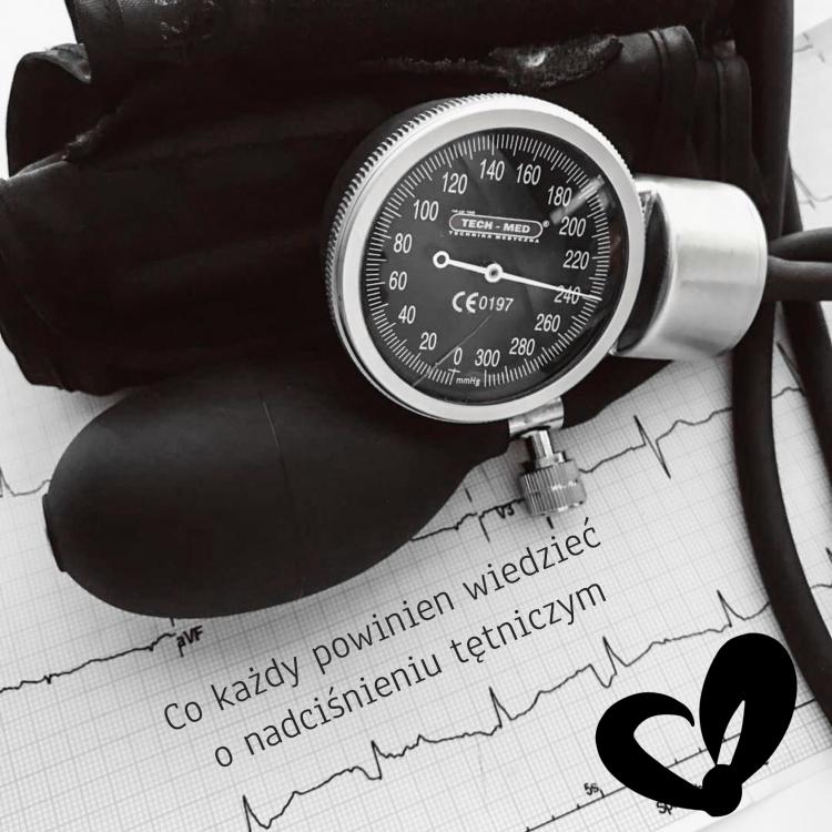 Co każdy powinien wiedzieć o nadciśnieniu tętniczym