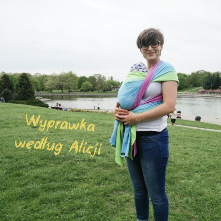 Wyprawka według Alicji